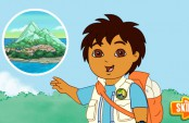 Diego et les dinosaures