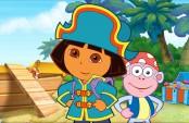 Dora, Babouche et le trésor perdu