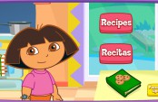 Dora et la cuisine