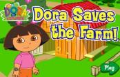 Dora et la ferme aux animaux