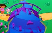 Dora et le puzzle du pont