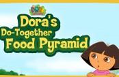 Dora fait un pique nique