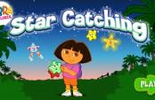 Dora l'exploratrice attrape les étoiles