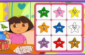 Joue au Bingo avec dora