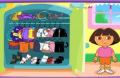 Le dressing de Dora