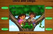 Puzzle Dora et Diego